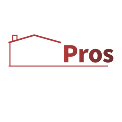 RentPros Property Management Logo Light